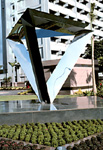 Multinational Sculpture - Indonesia