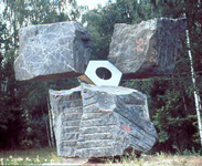 Stone Sculpture - Lithuania